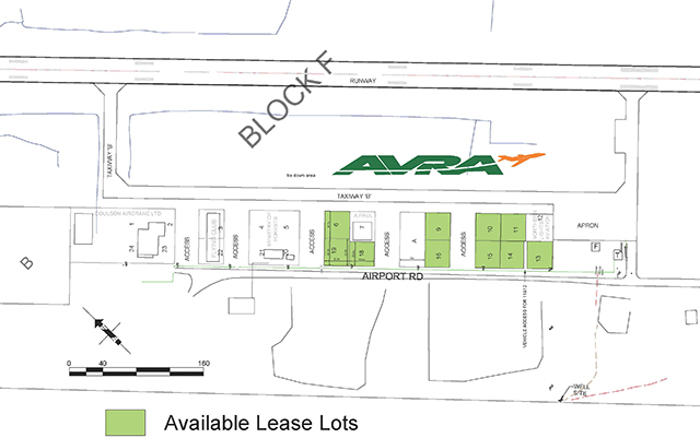 Lease Lot Availability