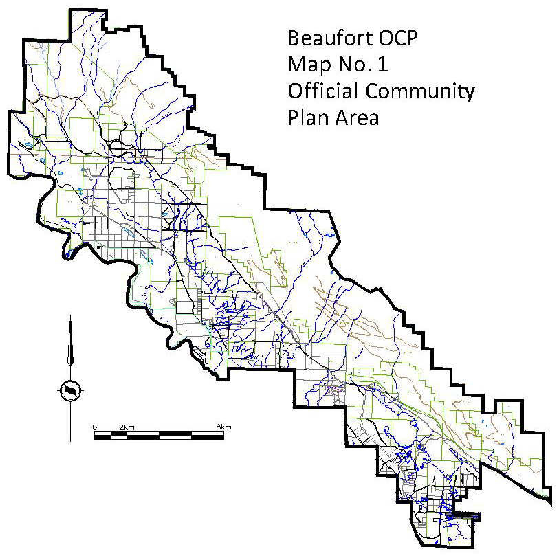 Beaufort OCP Area