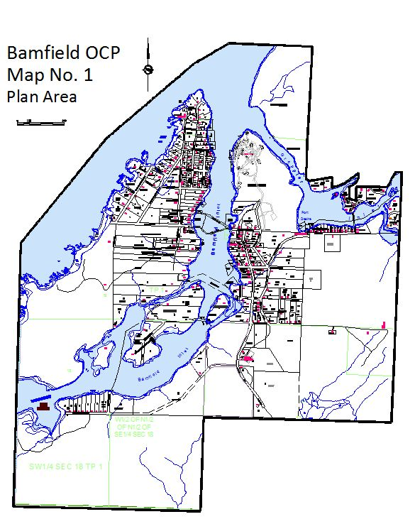 Bamfield OCP Plan Area