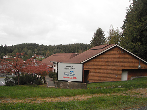 Bamfield Health Centre
