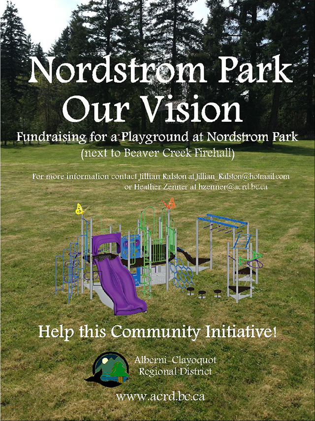 Nordstrom Park Proposed Playground